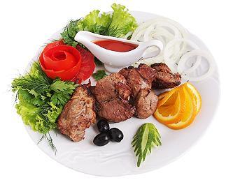 рецепт шашлыка из ребер баранины #16