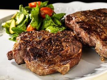 простой рецепт стейка из говядины #10